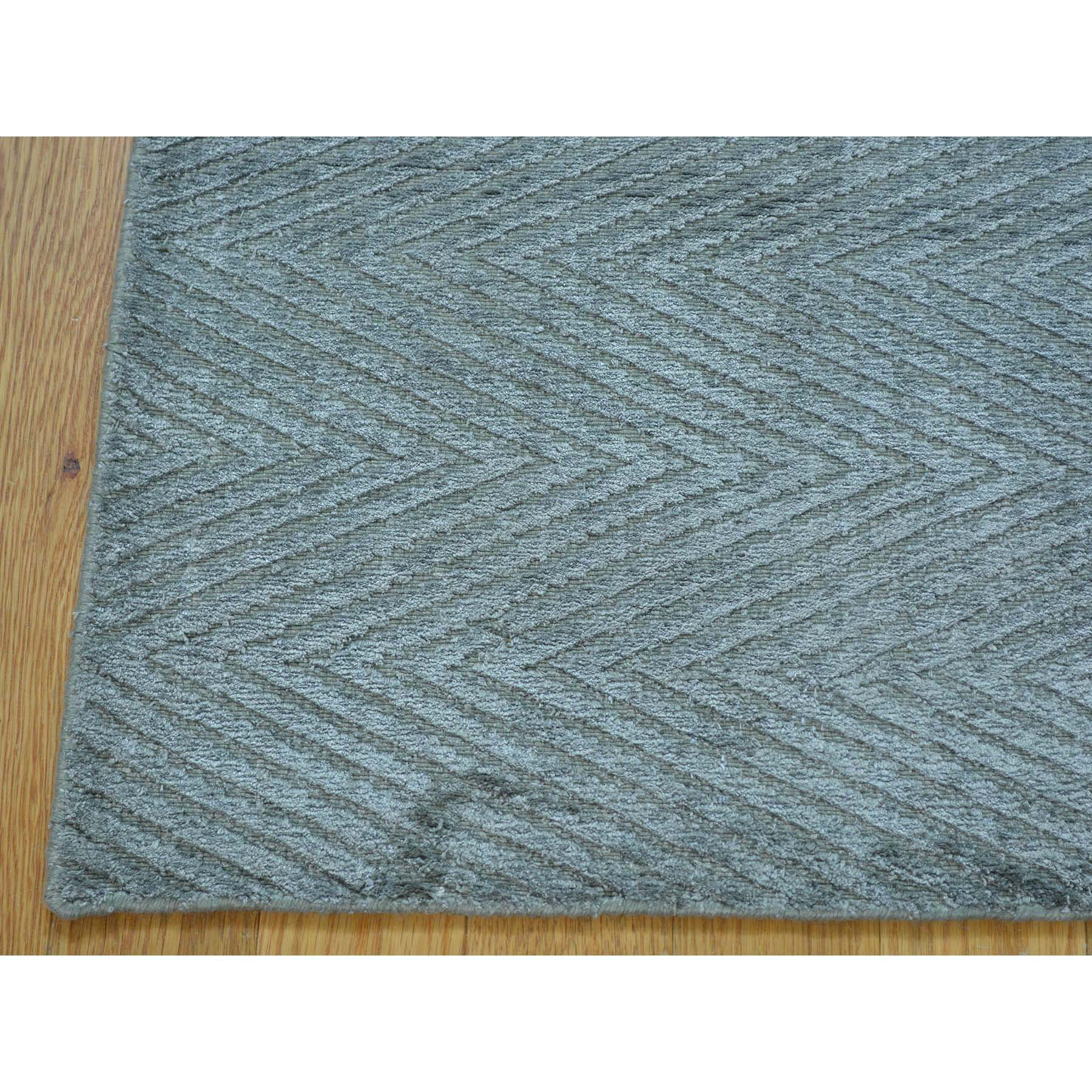 "Handmade Modern and Contemporary Rectangle Rug > Design# SH23352 > Size: 2'-0"" x 3'-0"" [ONLINE ONLY]"