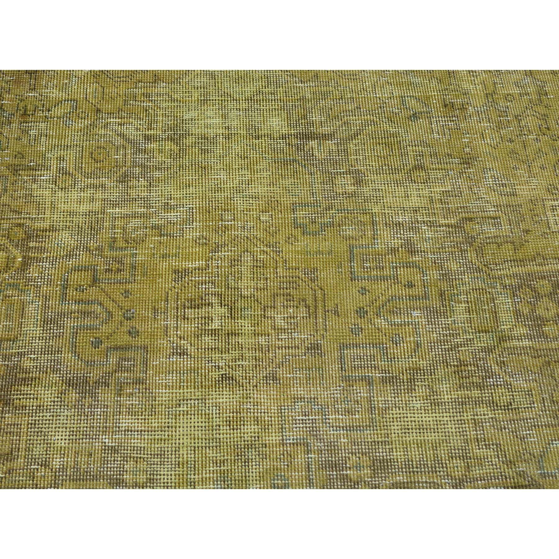 "Handmade Overdyed & Vintage Rectangle Rug > Design# SH23881 > Size: 6'-0"" x 9'-0"" [ONLINE ONLY]"