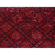 "Handmade Overdyed & Vintage Rectangle Rug > Design# SH25697 > Size: 4'-8"" x 8'-5"" [ONLINE ONLY]"