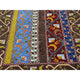 "Handmade Tribal & Geometric Rectangle Rug > Design# SH26489 > Size: 4'-1"" x 6'-2"" [ONLINE ONLY]"