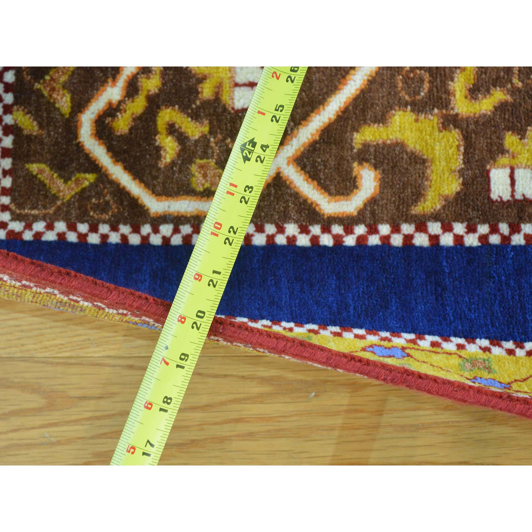 "Handmade Tribal & Geometric Runner Rug > Design# SH26895 > Size: 2'-9"" x 8'-3"" [ONLINE ONLY]"