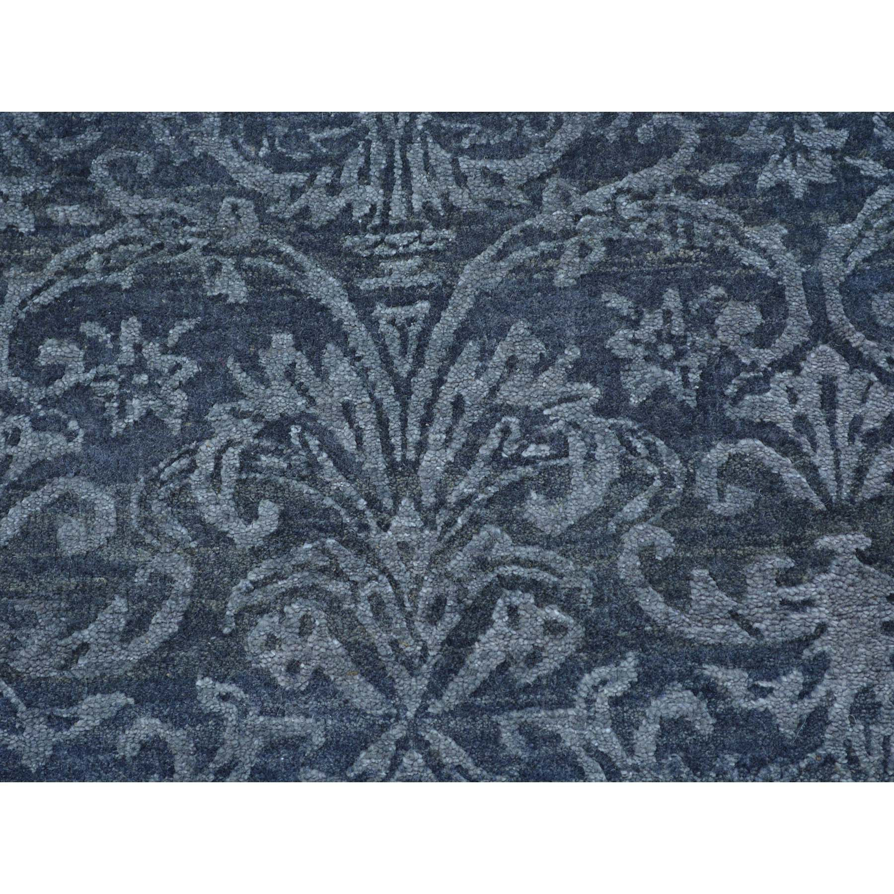 "Handmade Modern and Contemporary Runner Rug > Design# SH27142 > Size: 2'-6"" x 14'-0"" [ONLINE ONLY]"