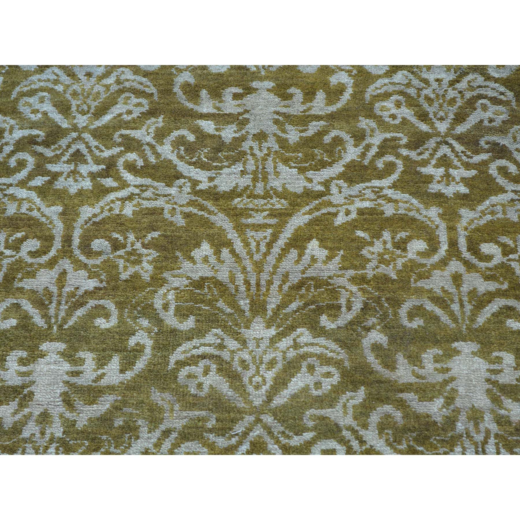 "Handmade Modern and Contemporary Runner Rug > Design# SH27443 > Size: 2'-4"" x 7'-6"" [ONLINE ONLY]"
