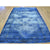 "Handmade Overdyed & Vintage Rectangle Rug > Design# SH28197 > Size: 5'-5"" x 9'-3"" [ONLINE ONLY]"