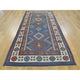 "Handmade Antique Runner Rug > Design# SH28228 > Size: 4'-0"" x 9'-0"" [ONLINE ONLY]"