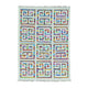 "Handmade Flat Weave Rectangle Rug > Design# SH29352 > Size: 5'-0"" x 7'-0"" [ONLINE ONLY]"