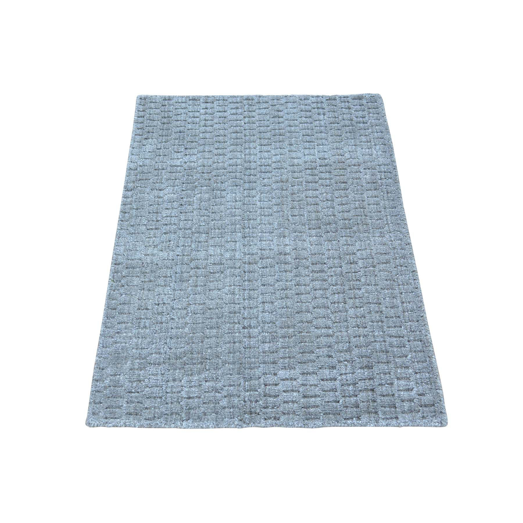 "Handmade Modern and Contemporary Rectangle Rug > Design# SH29958 > Size: 2'-0"" x 3'-0"" [ONLINE ONLY]"