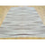 "Handmade Flat Weave Rectangle Rug > Design# SH30107 > Size: 5'-5"" x 8'-2"" [ONLINE ONLY]"