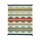 "Handmade Flat Weave Rectangle Rug > Design# SH30135 > Size: 8'-2"" x 10'-0"" [ONLINE ONLY]"