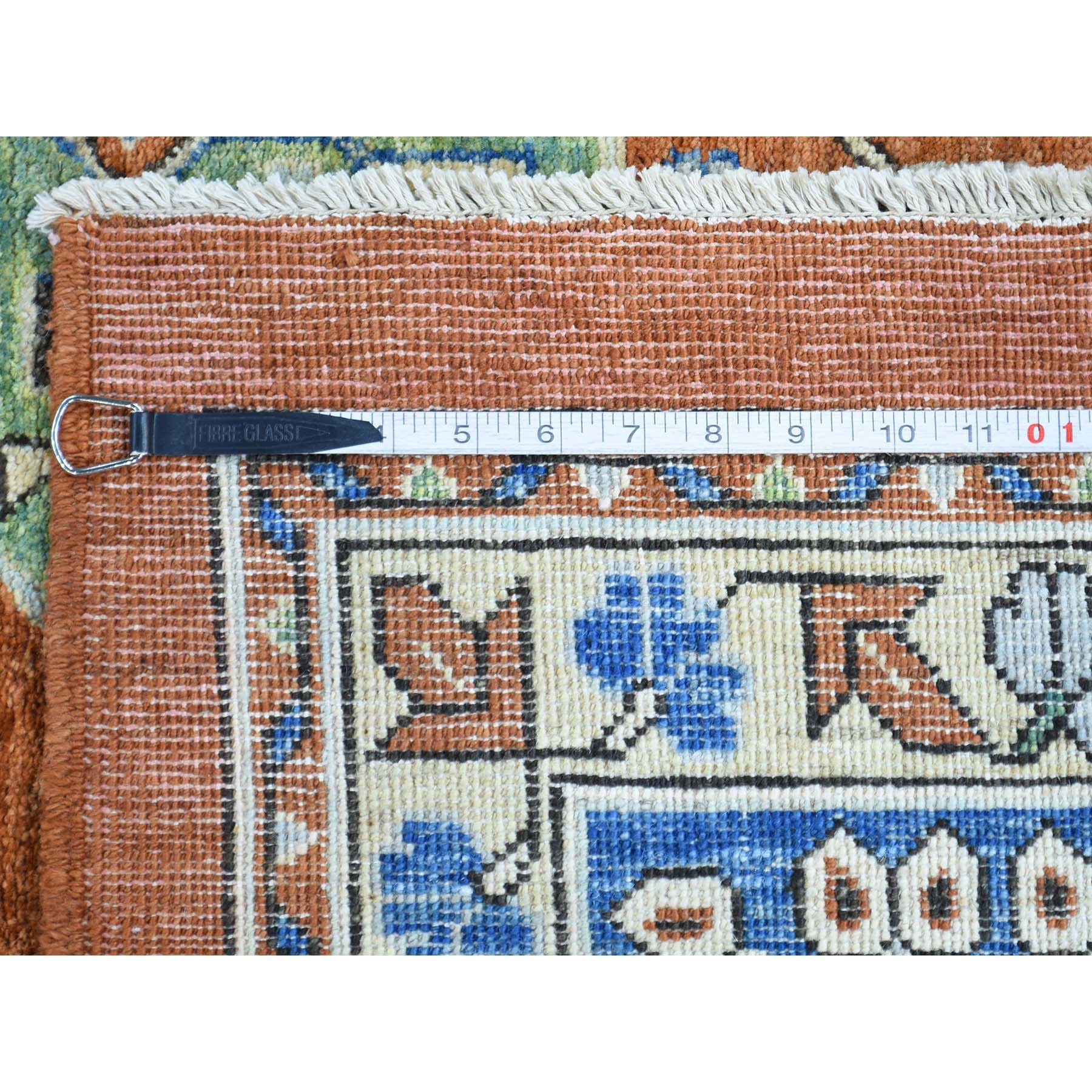 "Handmade Heriz Rectangle Rug > Design# SH30296 > Size: 10'-0"" x 14'-0"" [ONLINE ONLY]"
