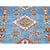 "Handmade Kazak Rectangle Rug > Design# SH30506 > Size: 3'-3"" x 4'-9"" [ONLINE ONLY]"