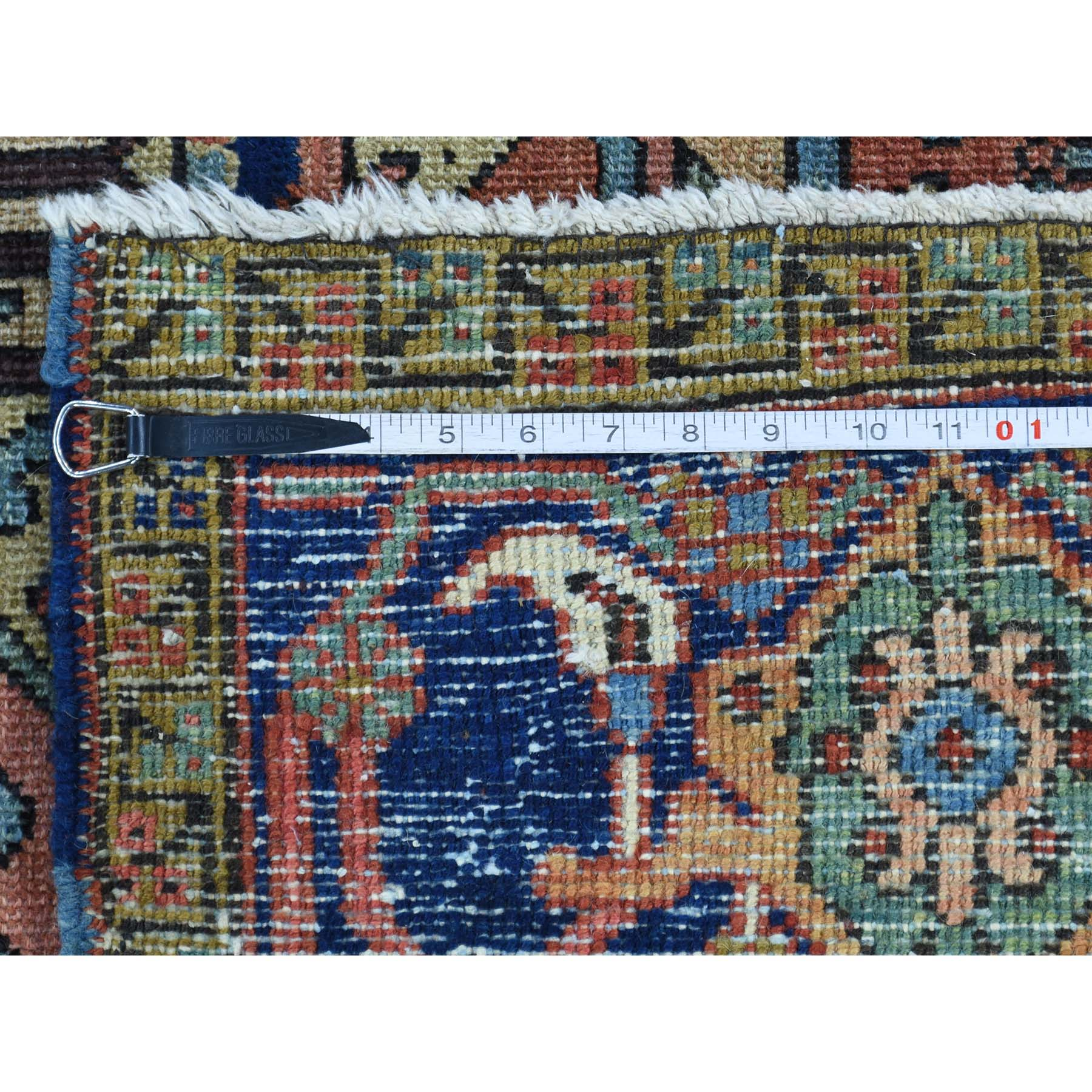 "Handmade Antique Rectangle Rug > Design# SH30924 > Size: 6'-8"" x 9'-9"" [ONLINE ONLY]"