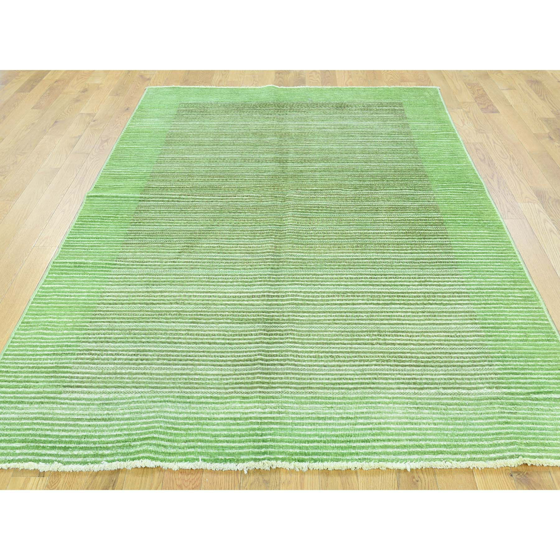 "Handmade Overdyed & Vintage Rectangle Rug > Design# SH31986 > Size: 5'-0"" x 8'-0"" [ONLINE ONLY]"