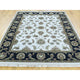 "Handmade Rajasthan Rectangle Rug > Design# SH32324 > Size: 5'-1"" x 7'-0"" [ONLINE ONLY]"