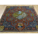 "Handmade Antique Rectangle Rug > Design# SH32839 > Size: 4'-7"" x 5'-4"" [ONLINE ONLY]"