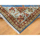 "Handmade Heriz Rectangle Rug > Design# SH40386 > Size: 8'-10"" x 12'-1"" [ONLINE ONLY]"