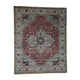 "Handmade Heriz Rectangle Rug > Design# SH40482 > Size: 7'-9"" x 9'-8"" [ONLINE ONLY]"