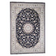 "Handmade Fine Oriental Rectangle Rug > Design# SH42006 > Size: 8'-10"" x 12'-0"" [ONLINE ONLY]"