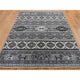 "Handmade Kazak Rectangle Rug > Design# SH42256 > Size: 5'-0"" x 7'-0"" [ONLINE ONLY]"