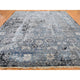 "Handmade Transitional Rectangle Rug > Design# SH42417 > Size: 9'-2"" x 11'-9"" [ONLINE ONLY]"