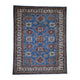 "Handmade Kazak Rectangle Rug > Design# SH42541 > Size: 8'-2"" x 10'-1"" [ONLINE ONLY]"