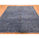 "Handmade Overdyed & Vintage Rectangle Rug > Design# SH44006 > Size: 5'-10"" x 8'-5"" [ONLINE ONLY]"