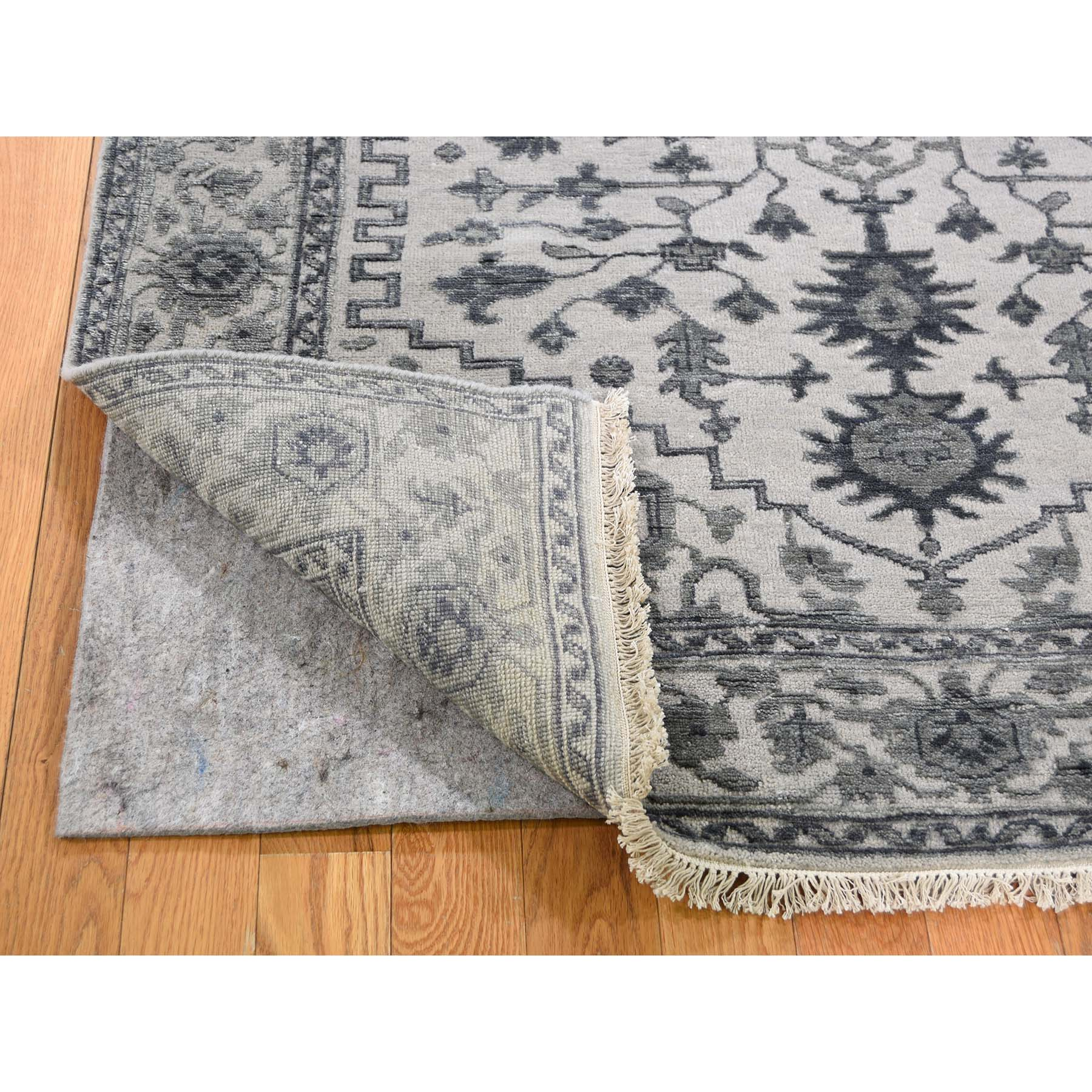 "Handmade Heriz Rectangle Rug > Design# SH44907 > Size: 2'-1"" x 3'-1"" [ONLINE ONLY]"