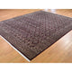 "Handmade Modern and Contemporary Rectangle Rug > Design# SH45325 > Size: 8'-1"" x 10'-1"" [ONLINE ONLY]"