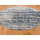 "Handmade Modern and Contemporary Round Rug > Design# SH46206 > Size: 10'-0"" x 10'-0"" [ONLINE ONLY]"