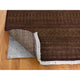 "Handmade Clearance Rectangle Rug > Design# SH46474 > Size: 4'-0"" x 6'-2"" [ONLINE ONLY]"