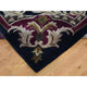 "Handmade Clearance Rectangle Rug > Design# SH46498 > Size: 9'-0"" x 12'-4"" [ONLINE ONLY]"
