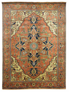 Hand Knotted  Rug x3027