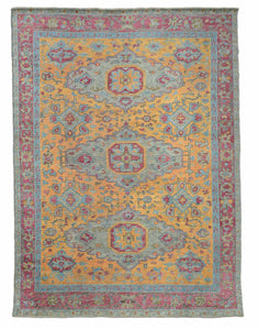 Hand Knotted  Rug x3028
