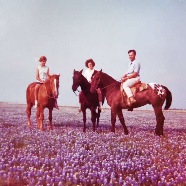Dallas Bluebonnets Boasting - 1965