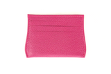 [Fuchsia] Opal Card Holder with 6 credit card slots and 1 center cash slot