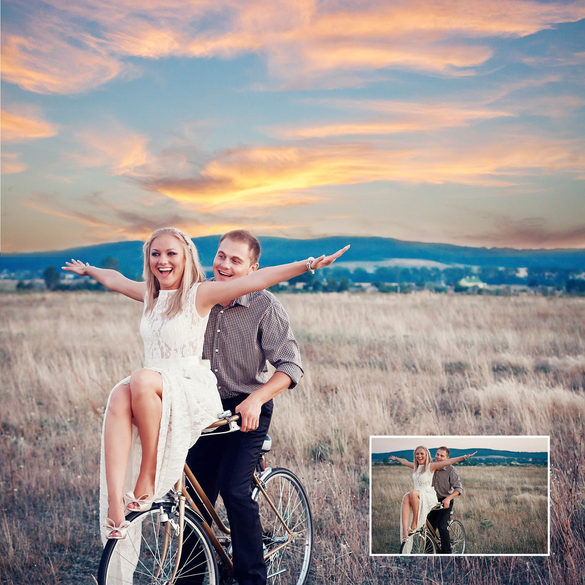 Epic Skies Sunset Overlays ADD-ON - Uplift Photoshop Actions, Photoshop Overlays and Lightroom Presets