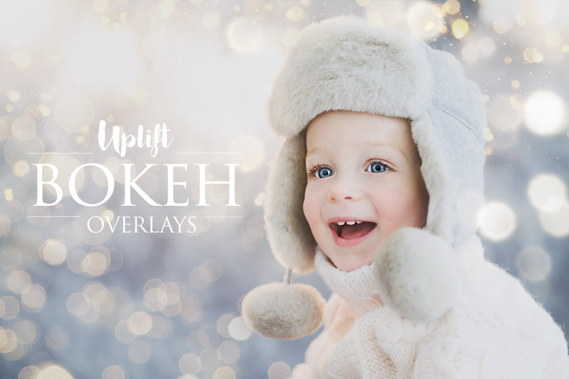 Bokeh Overlays Collection - Uplift Photoshop Actions, Photoshop Overlays and Lightroom Presets