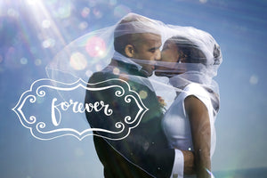 Happily Ever After Wedding Overlays - Uplift Photoshop Actions, Photoshop Overlays and Lightroom Presets