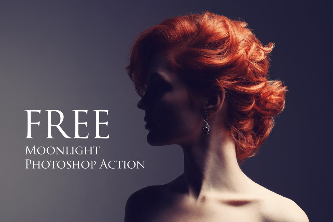 Moonlight Photoshop Action: FREE