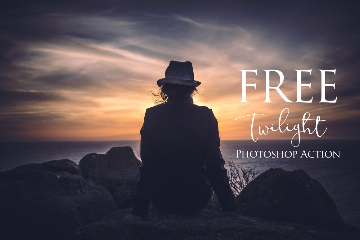 Twilight Photoshop Action: FREE