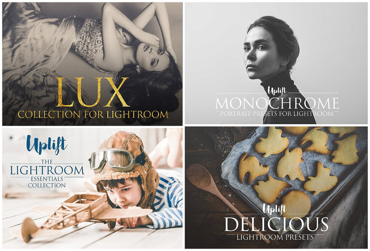 120 Lightroom Presets Ultimate Bundle • 60% OFF