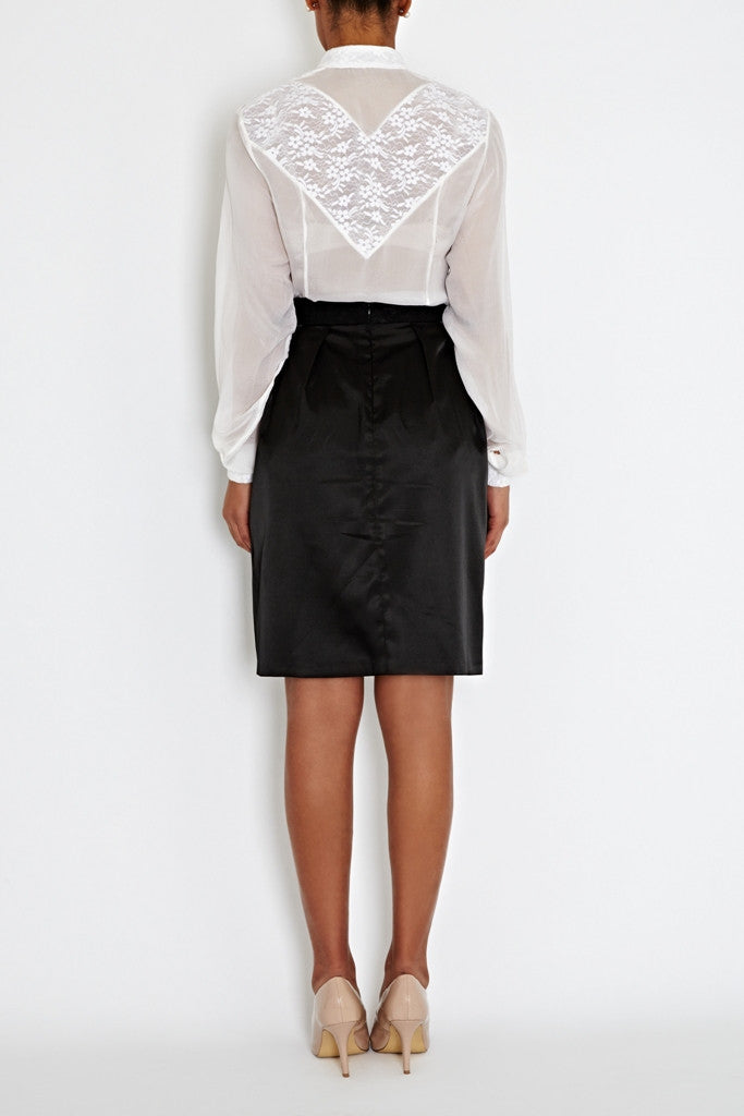 Sharlene ruffle skirt - VeRaf Clothing