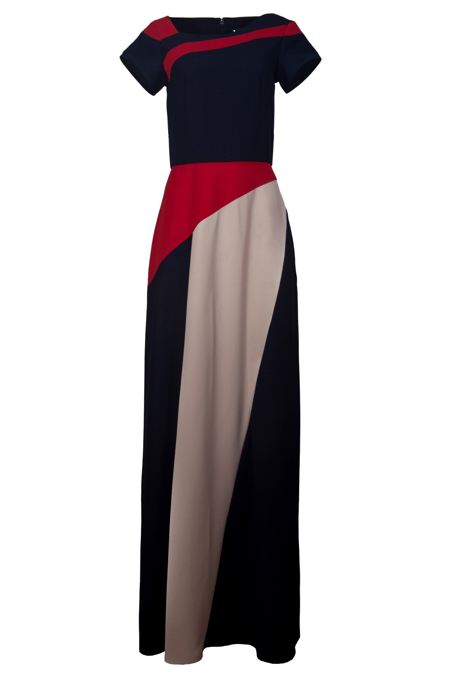 Eugina Maxi Dress - VeRaf Clothing