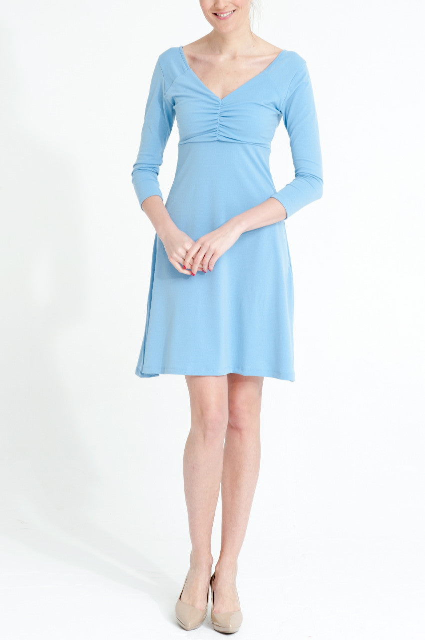 Marcella sky blue - VeRaf Clothing