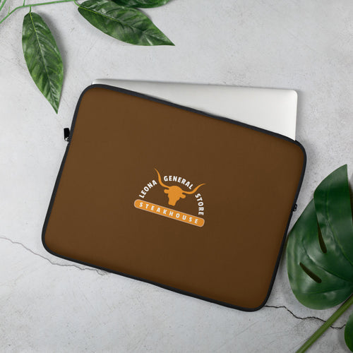 LEONA GENERAL STORE LAPTOP SLEEVE