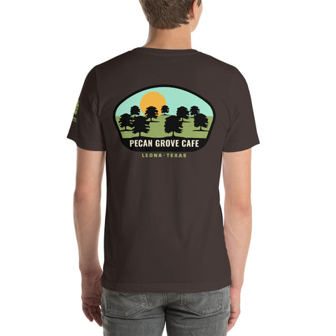 LEONA GENERAL STORE STEAKS T-SHIRT