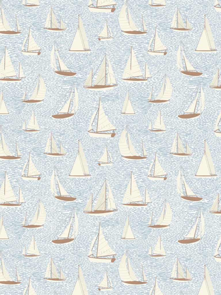 Hallowell Cove Wallpaper - WYNIL by NumerArt Wallpaper and Art