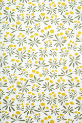 Dandelion White Wallpaper