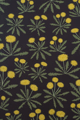 Dandelion Charcoal Wallpaper