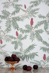 Sumac Wallpaper - WYNIL by NumerArt Wallpaper and Art